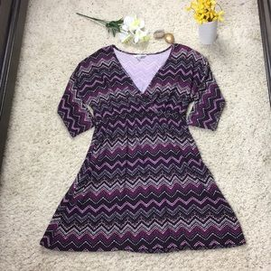 Speechless 3/4 Length Sleeve Dress Size M
